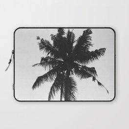 Palm, Tree, Nature, Tropical, Modern, Minimal, Interior, Wall art Laptop Sleeve