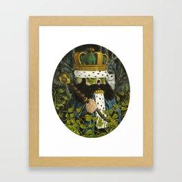 Forest Guardians Framed Art Print