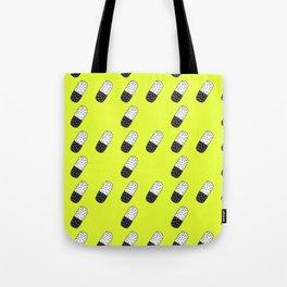 Take a neon pill Tote Bag