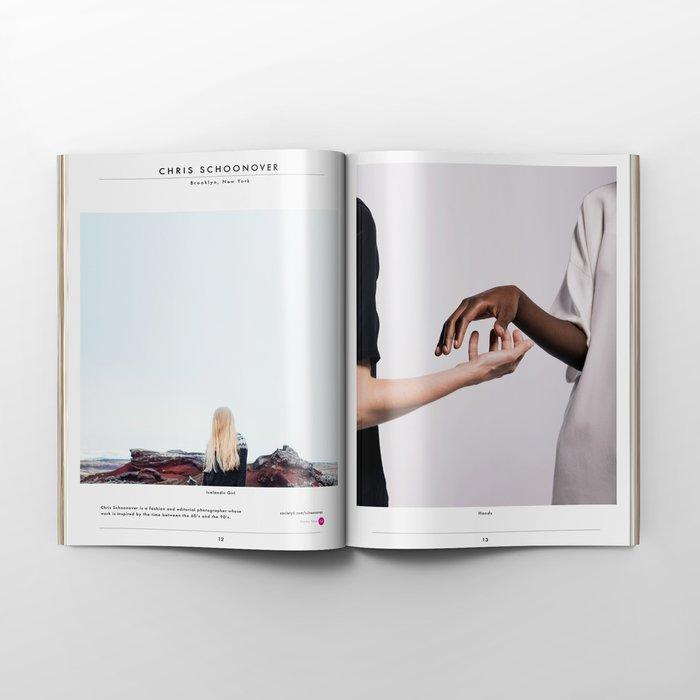Society6 Art Quarterly No.3.1 + Flipside Art Zine Editions