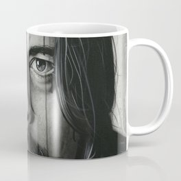 'Grohl In Black II' Coffee Mug