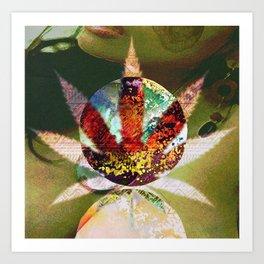 Antidote  Art Print