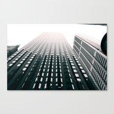 Industria: Skyward Canvas Print