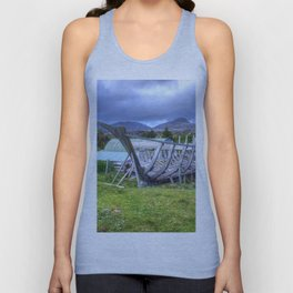 Flodabay, Isle of Harris Unisex Tank Top