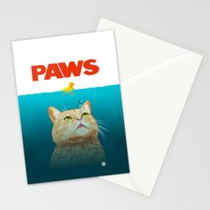 Paws! Stationery Cards
