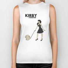 Kirby Hoover Biker Tank