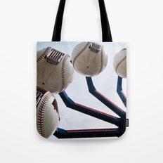 Baseball Ferris Wheel Tote Bag