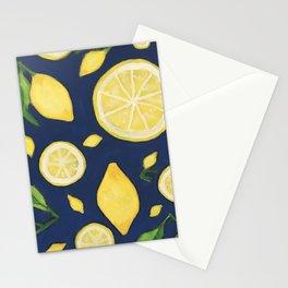 L E M O N Stationery Cards