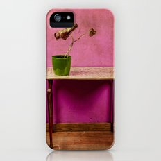 The colorful decay of plants Slim Case iPhone (5, 5s)