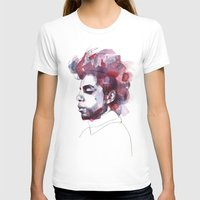 prince T-shirts featuring Prince by Allison Kunath