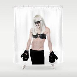 OP FIGHT 2 Shower Curtain