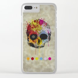 Smile, it's gonna happen soon Clear iPhone Case