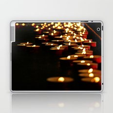 Candles for the Madonna Laptop & iPad Skin