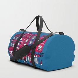 London Facade Duffle Bag