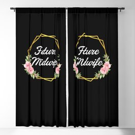 Midwife Blackout Curtain