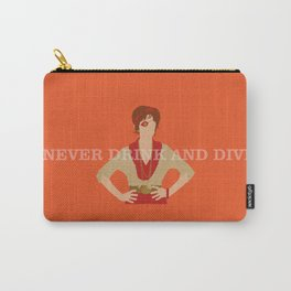 Pushing Daisies - Lily Carry-All Pouch