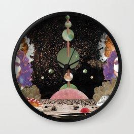 Psiren Psong Wall Clock