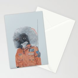Antarctic Penguin Stationery Cards