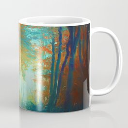 Autumnal Forest 4 Coffee Mug
