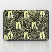 nudes iPad Cases featuring Tickle your Fancy by mentalembellisher