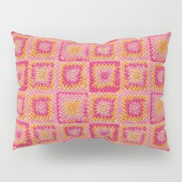 Circle in A Square Pillow Sham