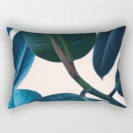 Ficus elastica 2 Rectangular Pillow