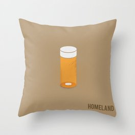 Homeland - Minimalist Throw Pillow