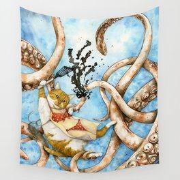 Calamari Wall Tapestry