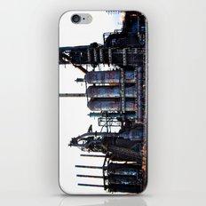 Bethlehem Steel Blast Furnace 2 iPhone & iPod Skin