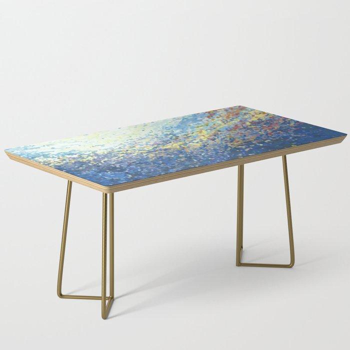 Beneath A Sunset Juul Art Mural Furniture Coffee Table