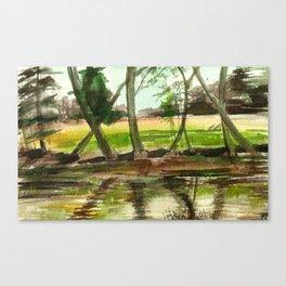 Sternberg Pond Canvas Print