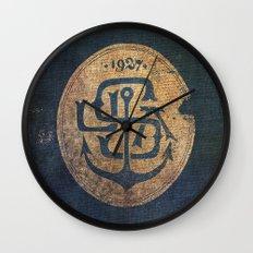 USA 1927 Wall Clock