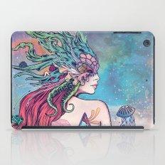 The Last Mermaid iPad Case