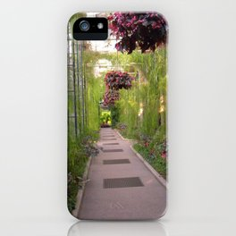 Greenway iPhone Case
