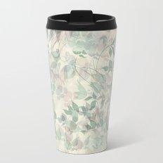 Abstract 204 Metal Travel Mug