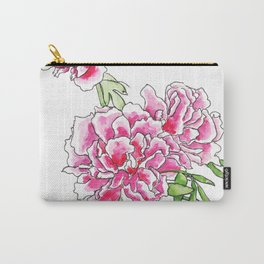 Whispered Giggles Carry-All Pouch