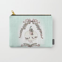Marie Lambtoinette Carry-All Pouch
