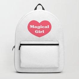 Heart Magical Girl Backpack