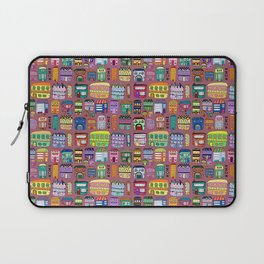 Colourful Homes Laptop Sleeve