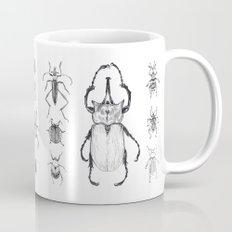 Beetle Collection Coffee Mug