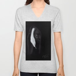 DARK ELF Unisex V-Neck