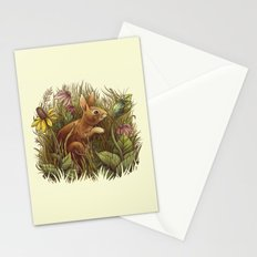 The Cottontail and the Katydid Stationery Cards
