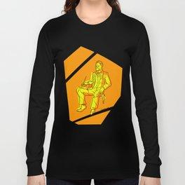 The Dawn of Nietzsche Long Sleeve T-shirt