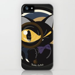 Detective iPhone Case
