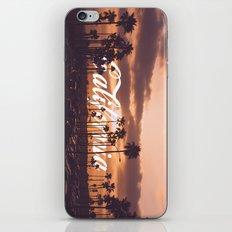 California iPhone & iPod Skin