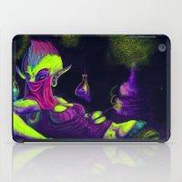 "fullmetal alchemist iPad Cases featuring The ""Young"" Alchemist by Rachel Charleene Smith"