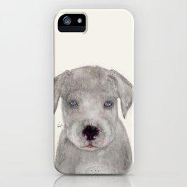 little great dane iPhone Case