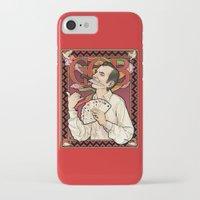 nouveau iPhone & iPod Cases featuring GOB Nouveau by castlepöp