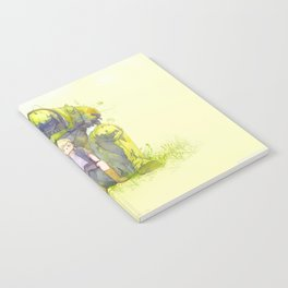 FullMetal Alchemist Notebook