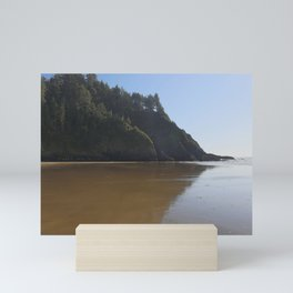 Reflections in the Sand Mini Art Print